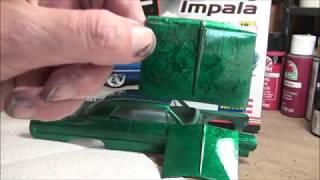Foose 1964 Chevy Impala Update