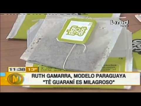 Té Guaraní: Elimina grasas y actúa como laxante