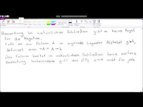 Mathematische Logik - Natürliches Schließen - äquivalente Axiome