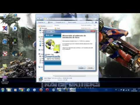 Como Descargar Ares 2013 full en español HD
