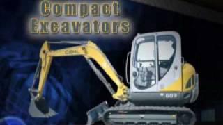 Columbus Ohio Gehl Dealer Excavator Skidsteer Loader