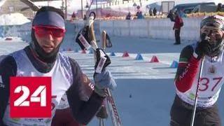 Лыжница Мария Истомина победила на Кубке России - Россия 24