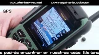 Telefono móvil indestrucitble + Walkie Talkie CimportVXM-M273-N2 | maquinariayocio.com