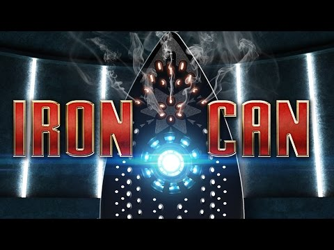 IRON CAN - Epic IRON MAN parody