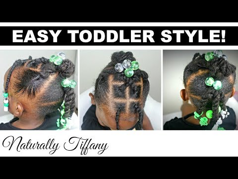 quick-easy-toddler-style!-|-type-4-hair-|-kids-natural-hair-care