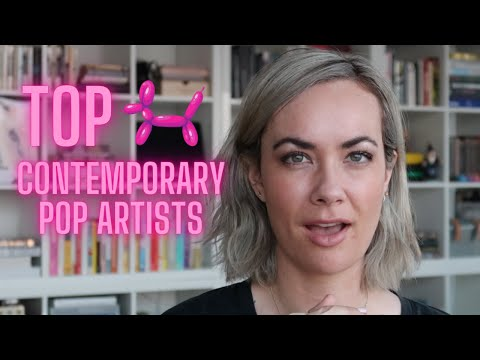 Top 13 Contemporary Pop Artists