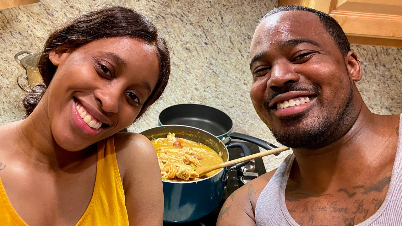 Cooking with Shavonn & Monroe (Recipe for today Gumbo) #CookingWithShavonnAndMonroe #ShavonnMonroe
