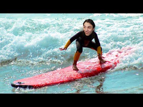 Counter-Strike SOURCE Surfing!