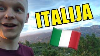 VLOGAS IŠ ITALIJOS | su Dejmukas