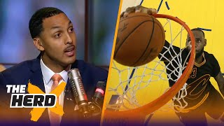 Los Angeles Lakers, Philadelphia 76ers... Where will LeBron play next? | THE HERD