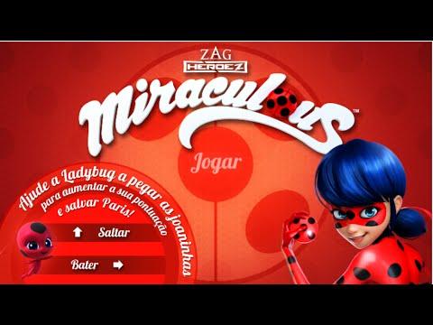 Jogo Mundo Gloob – Miraculous – As Aventuras de Ladybug Online Gratis