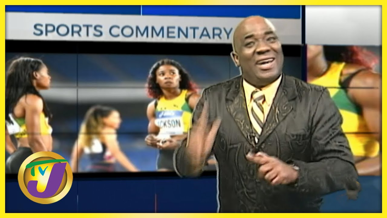 Download 13 Medal Prediction for Jamaica in the Olympics | TVJ Sports Commentary