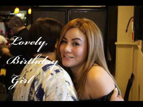 Lovely, Birthday Girl, at Taste of Manila 2017 Media Launch