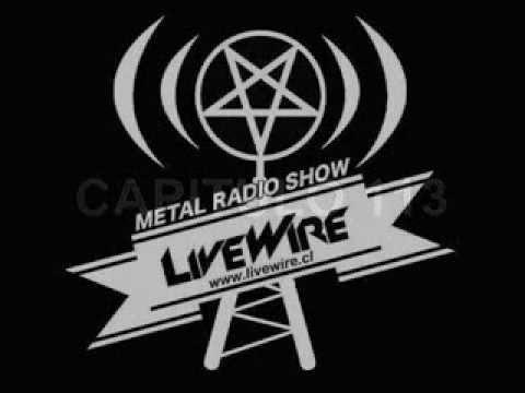 LIVE WIRE METAL RADIO SHOW CAP. #113