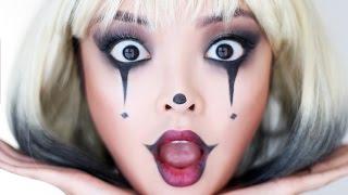 Sad Clown Girl Halloween Makeup Tutorial Mp3