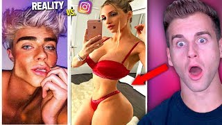 Hilarious Moments Of INSTAGRAM vs. REALITY