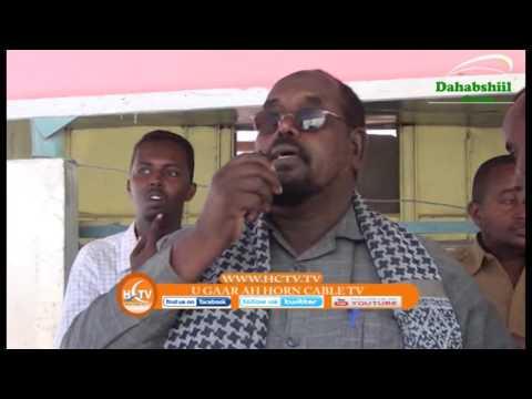 Muqdisho: Abwaanada Somalia Oo u Dabaal Degay Madaxwayne Farmaajo