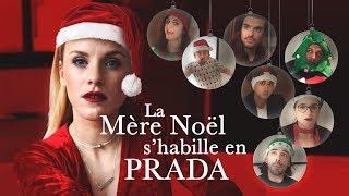 La Mère Noël s'habille en Prada.