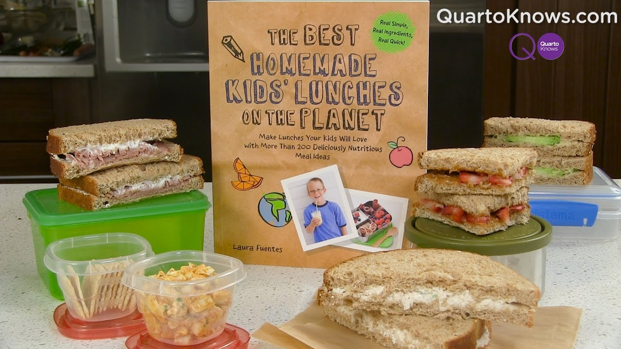 5 easy and nutritious no cook sandwiches for the lunch box youtube