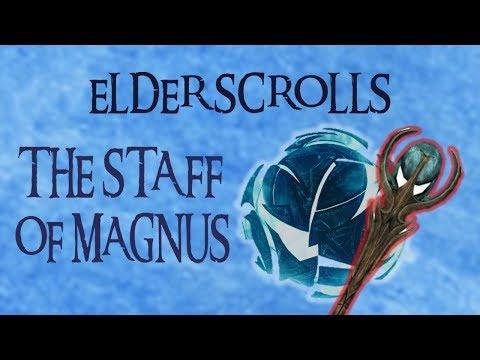 Download Youtube: Elder Scrolls Lore: The Staff of Magnus THEORY [Skyrim l Oblivion l Morrowind]