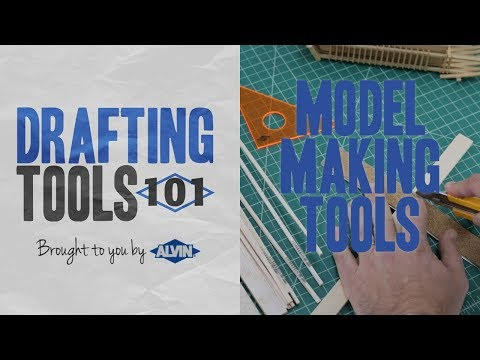 Model Making Tools & Supplies