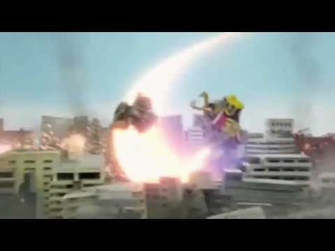 Power Rangers Super Samurai Final Episodes Trailer Travel Video