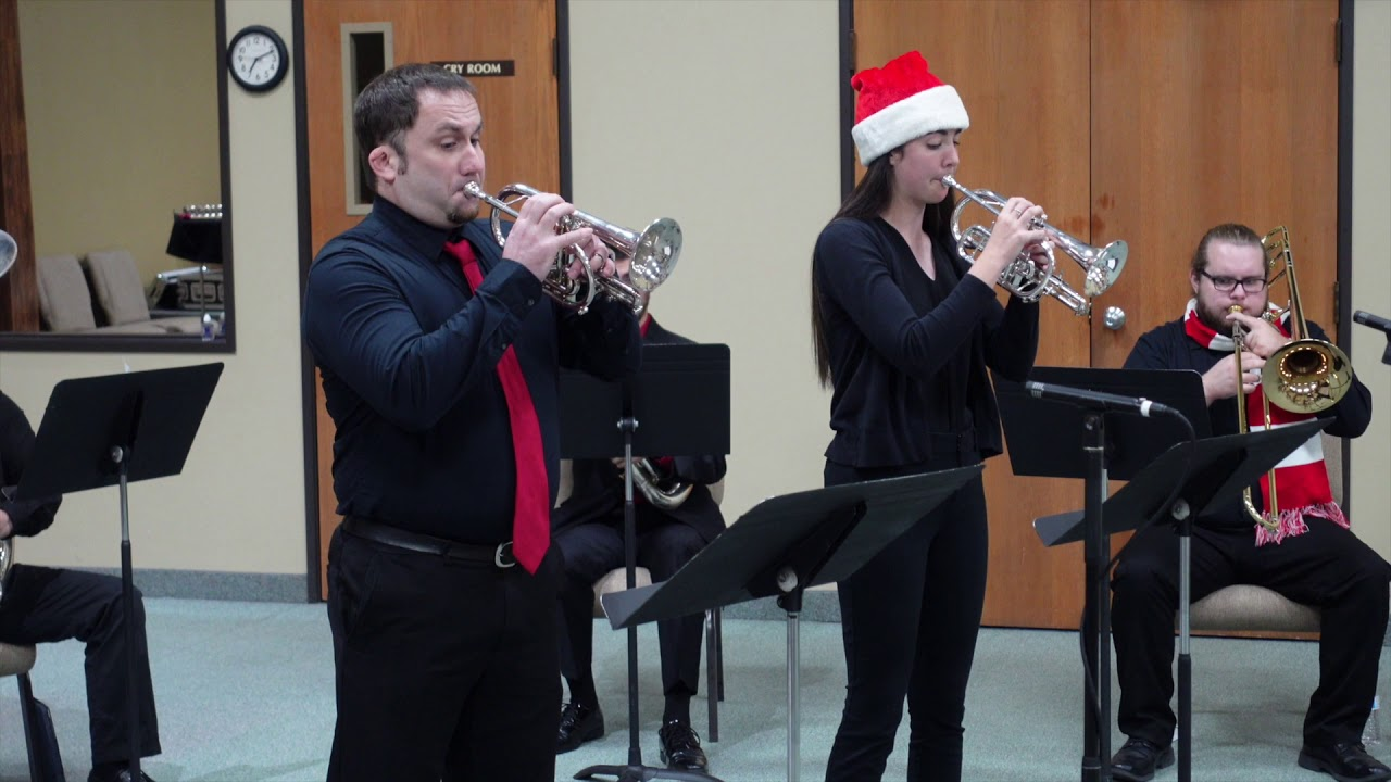 Jingle Brass - A Young Artists Feature (William Himes) Featuring musicians from Dallas Brass Band