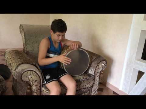 Армянский барабанщик!!! 11 лет! Играет просто супер!!!