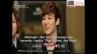 U-Kiss Kevin Asked If He Is Gay (ENG SUB)