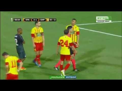 "Футбол ""Краснодар"" 3:1"