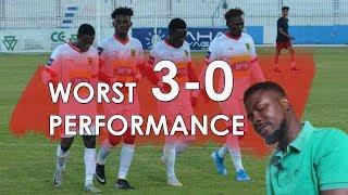 Etoile Du Sahel 3 Vs 0 Asante Kotoko Full Time Goals And