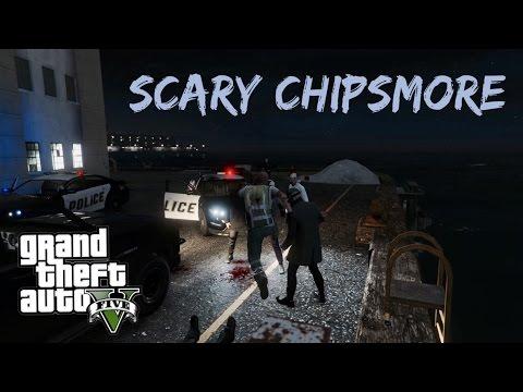 Scary Chipsmore! - GTA 5 Online (Bahasa Malaysia)