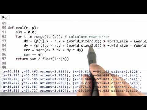 Error - Artificial Intelligence for Robotics