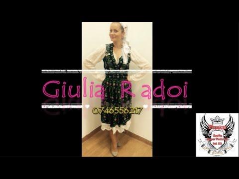 Giulia Radoi Album colaj LIVE 2017