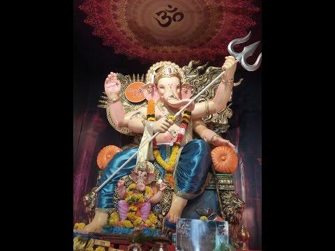 krishna Sports Club 2016 Shri Giri Maharaj Bhajan part 1