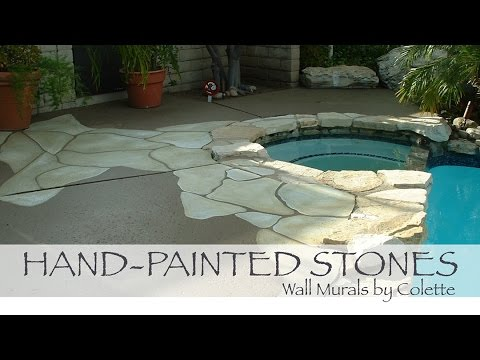 How To Paint On Cement You