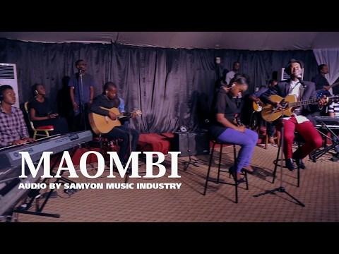 Samuel Yonah - Maombi Official  Unplugged Video