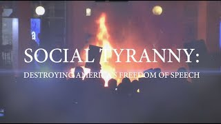 3 Minute Trailer for our NEW Documentary! Social Tyranny: Destroying America's Freedom of Speech