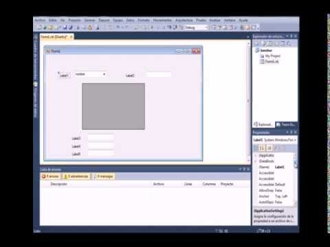 visual studio 2010 basic tutorial