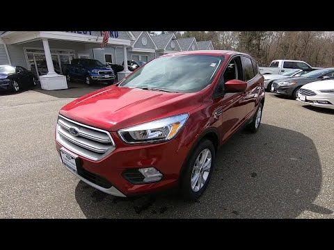 2019 Ford Escape Niantic, New London, Old Saybrook, Norwich, Middletown, CT 19ES87