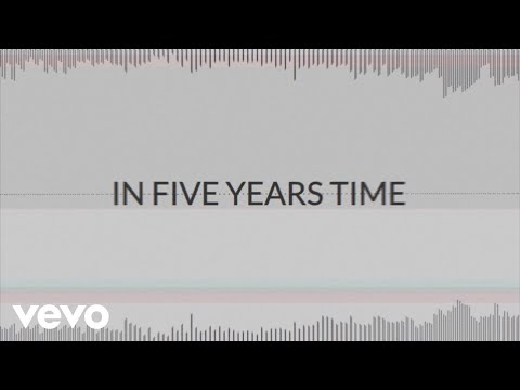 ONR - 5 Years Time (Lyric Video)
