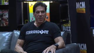 Lou Ferrigno @ MCM London May 2017