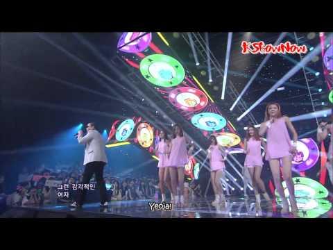 Psy ft. IU - Gangnam Style