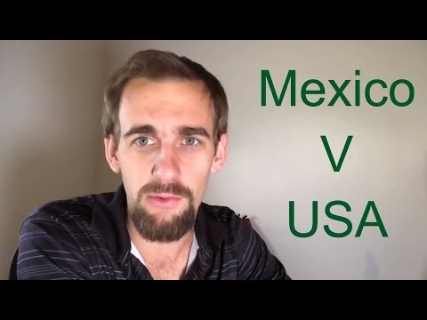 Rights In Mexico VS The USA