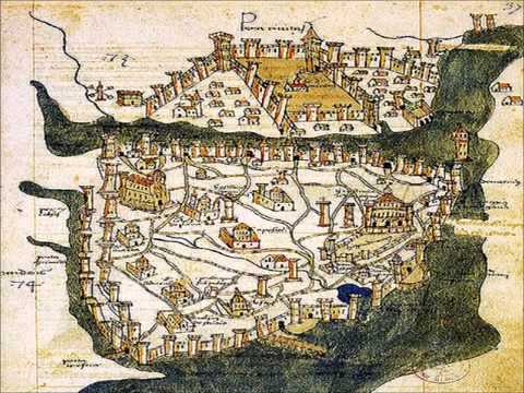 The First Ottoman Siege Of Constantinople In 1411
