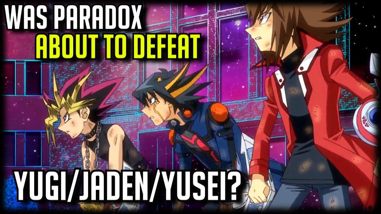 Download Was Paradox About To Defeat Yugi/Jaden/Yusei? [Bonds Beyond Time]