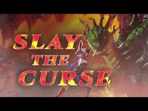Bloodstained: Ritual of the Night – Release Window Announce Trailer