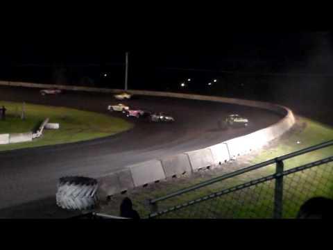 Stock Car Amain @ Fairmont Raceway 09/01/16