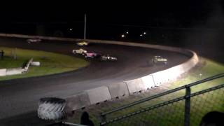 Fairmont Raceway USRA Stock Car Feature
