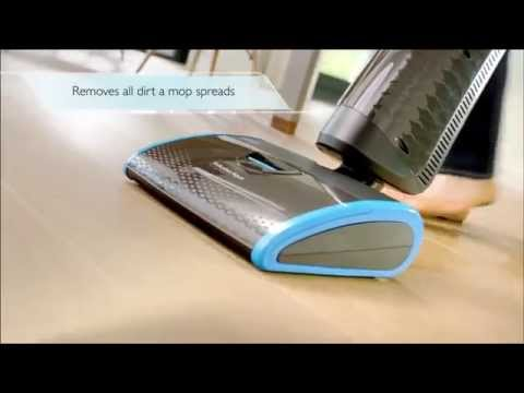 Philips FC7088 AquaTrio Cleaner, How It Works